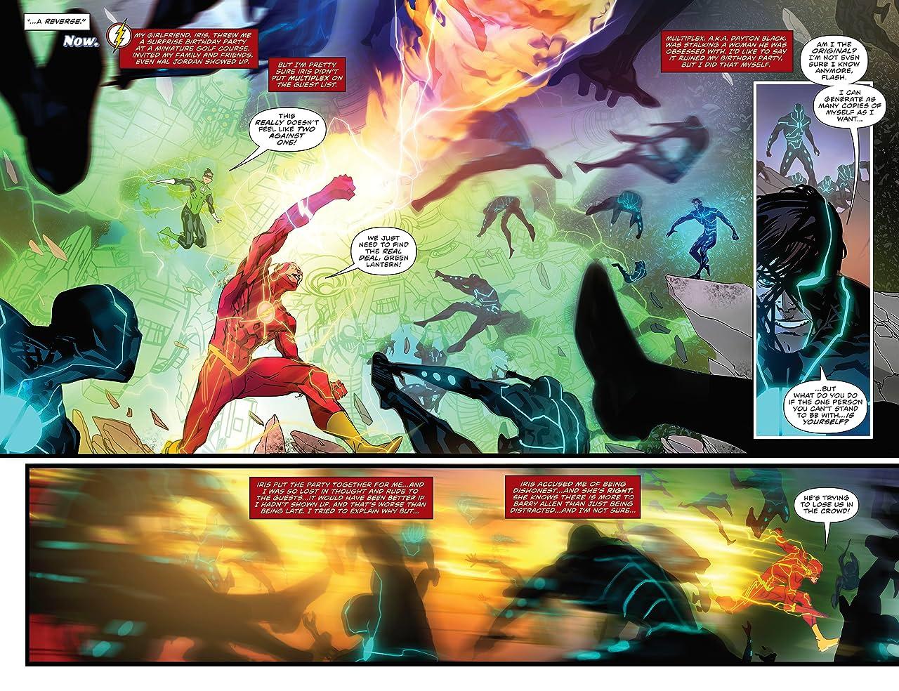 The Flash (2016-) #24