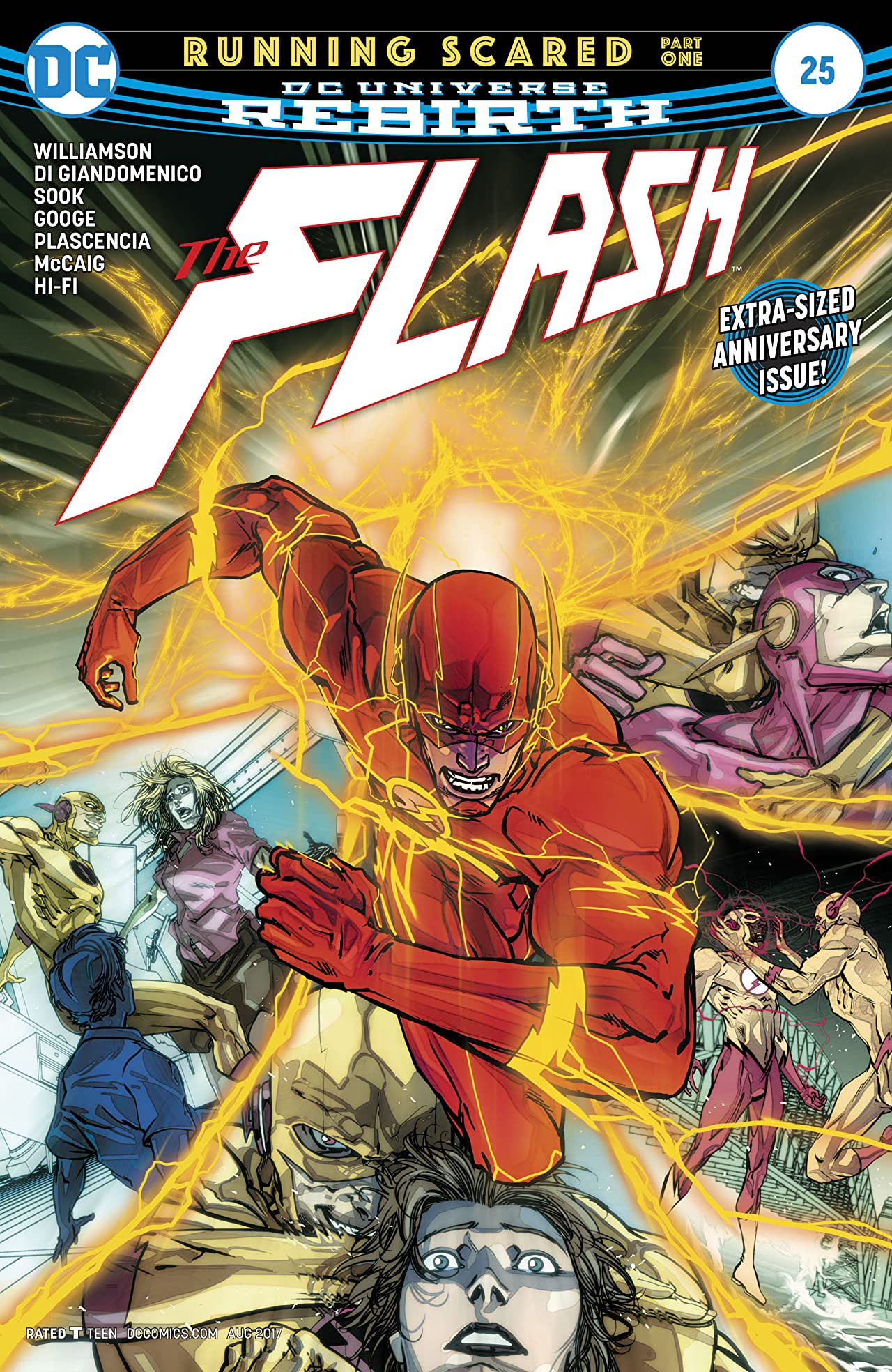 The Flash (2016) - Tomes : 21,22,23,24,25