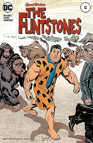 The Flintstones (2016-) No.12