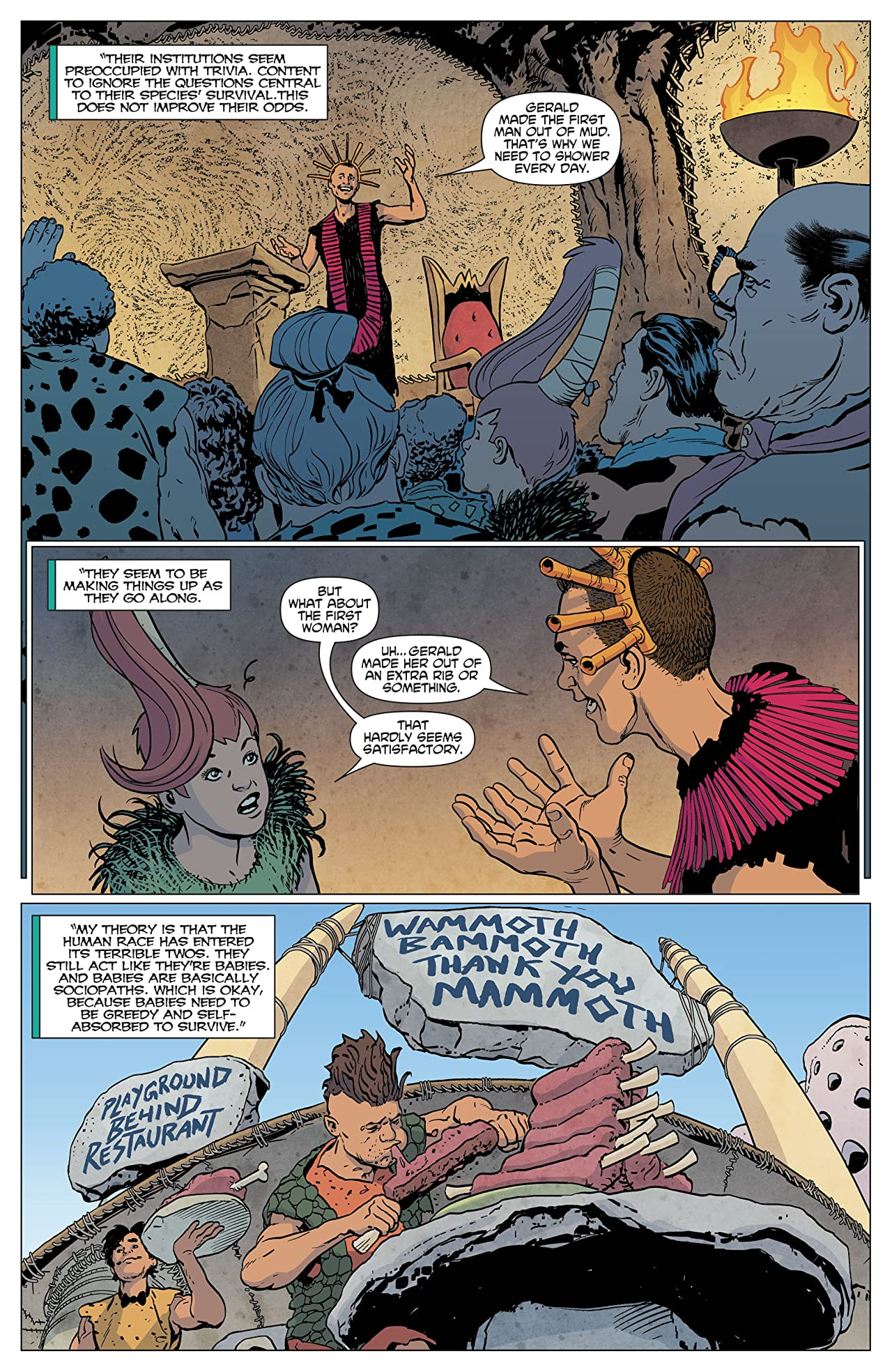 The Flintstones (2016-) #12