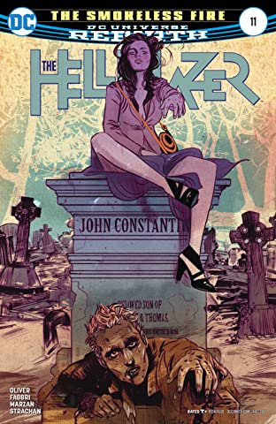 The Hellblazer (2016-) #11