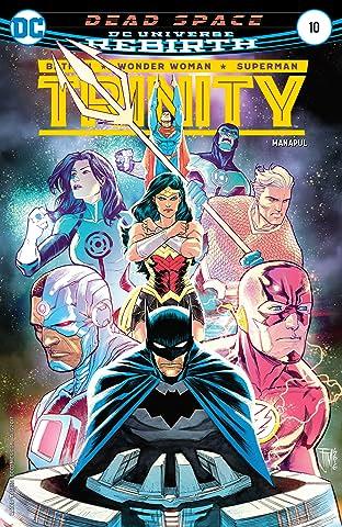 Trinity (2016-2018) #10