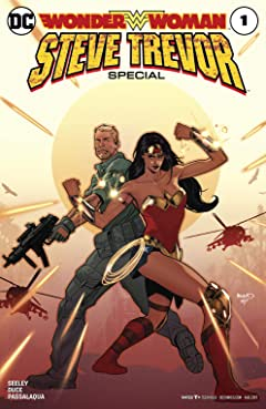 Wonder Woman: Steve Trevor (2017) #1
