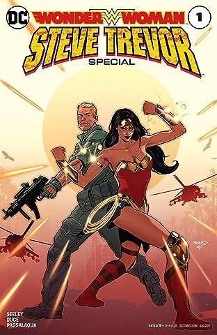 Wonder Woman: Steve Trevor (2017-) #1