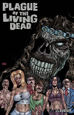 Plague of the Living Dead Special #1