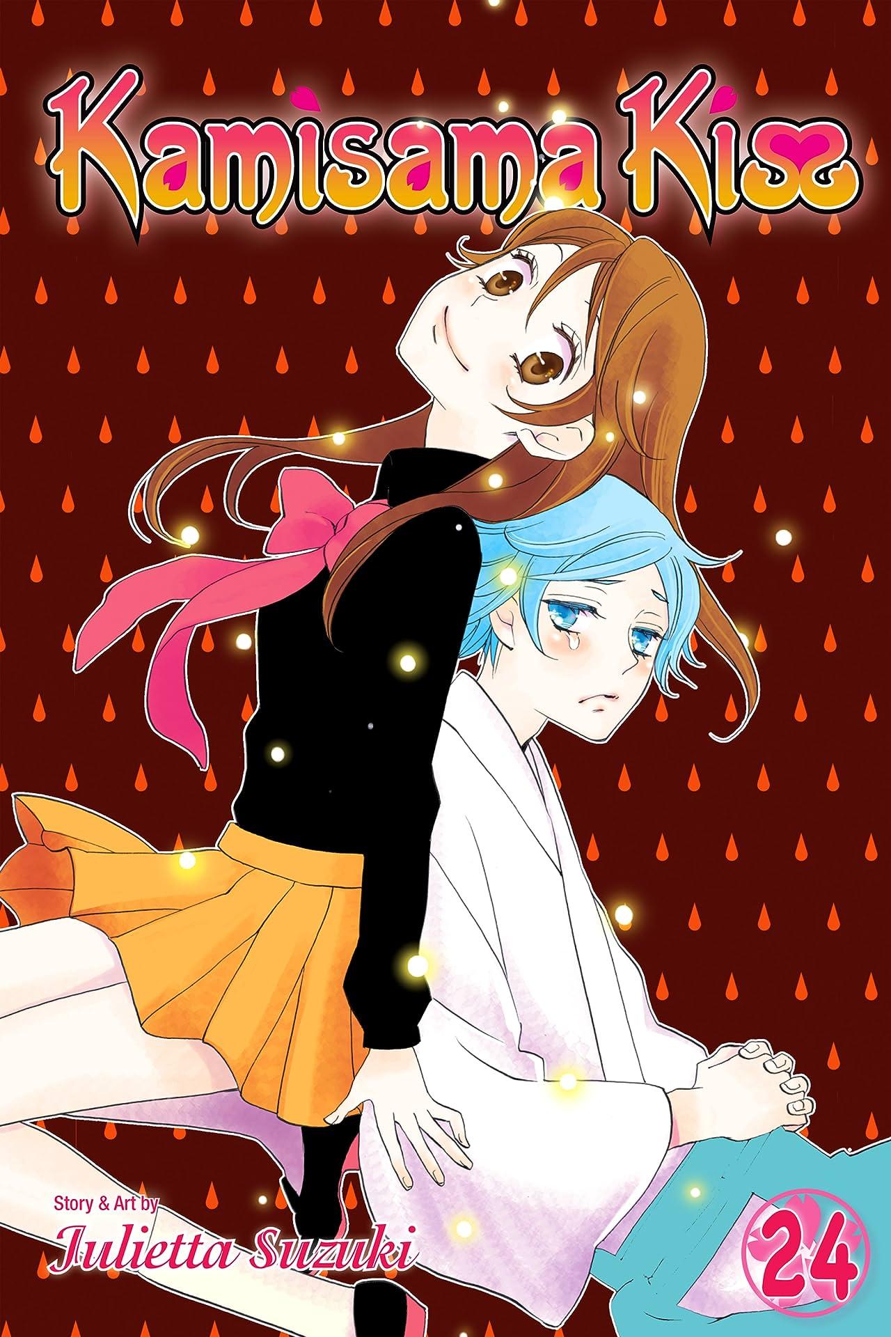Kamisama Kiss Vol. 24