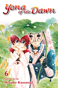 Yona of the Dawn Vol. 6