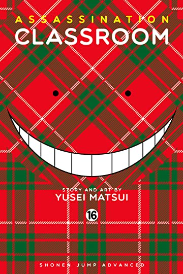Assassination Classroom Vol. 16