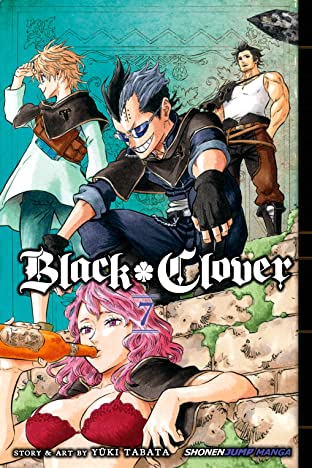 Black Clover Vol. 7