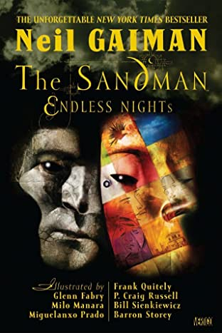 The Sandman: Endless Nights