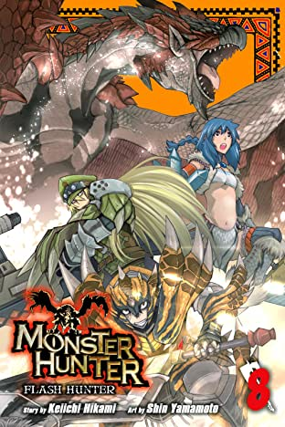 Monster Hunter: Flash Hunter Vol. 8