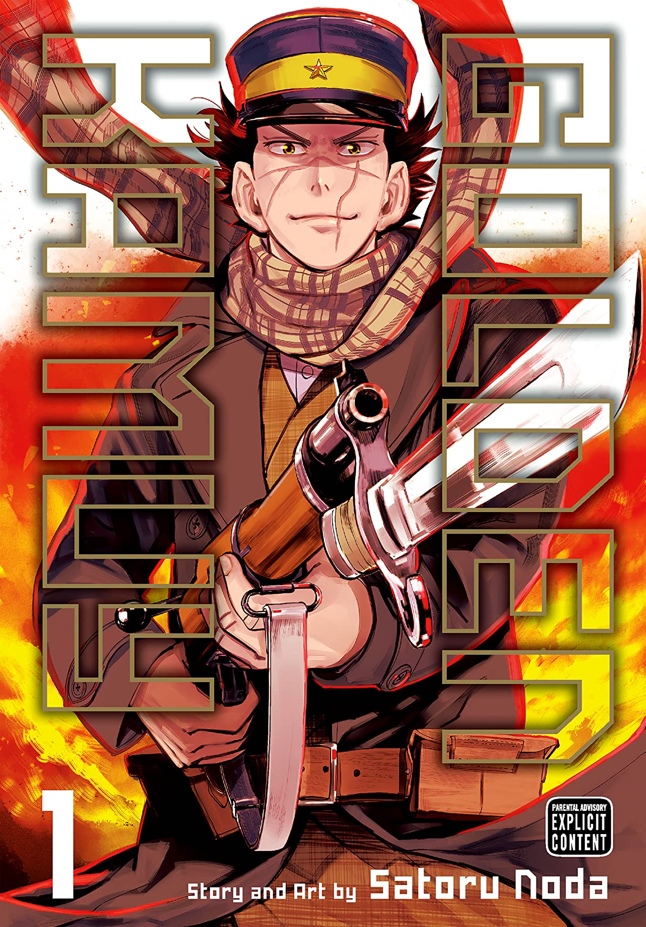 Golden Kamuy Vol. 1
