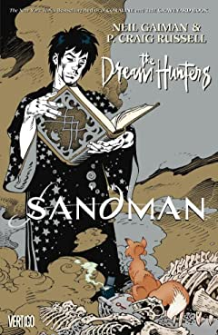 The Sandman: The Dream Hunters (2008-2009)