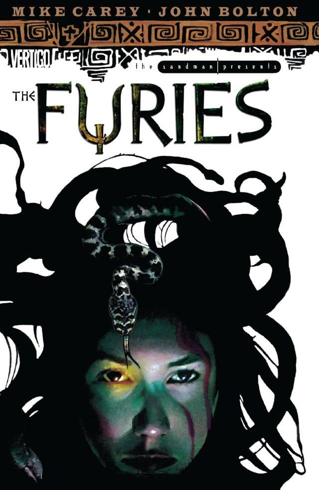 The Sandman Presents: The Furies