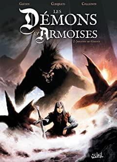 Les Démons d'Armoises Vol. 2: Jehanne des Garous