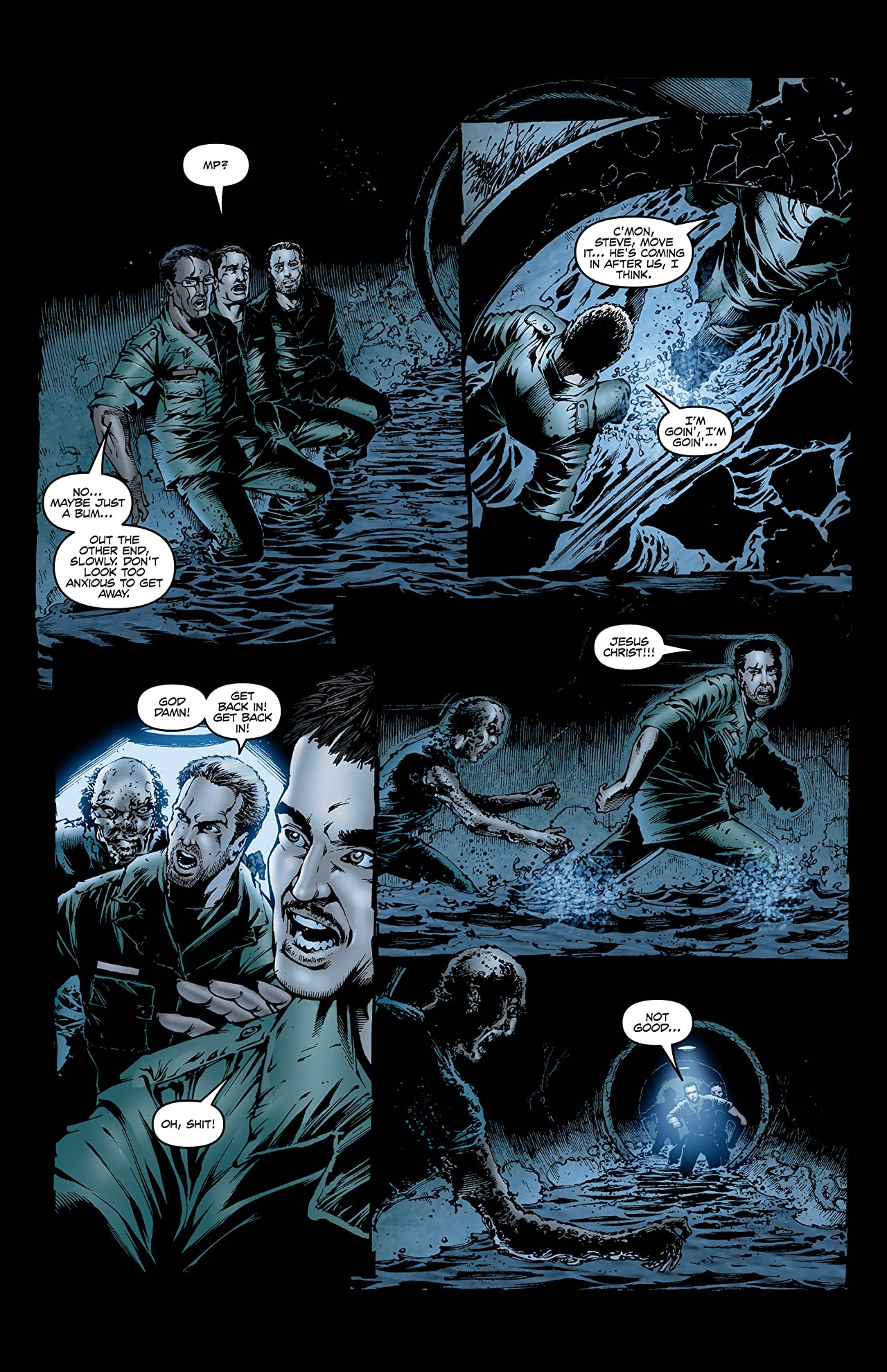 Plague of the Living Dead #3 (of 6)