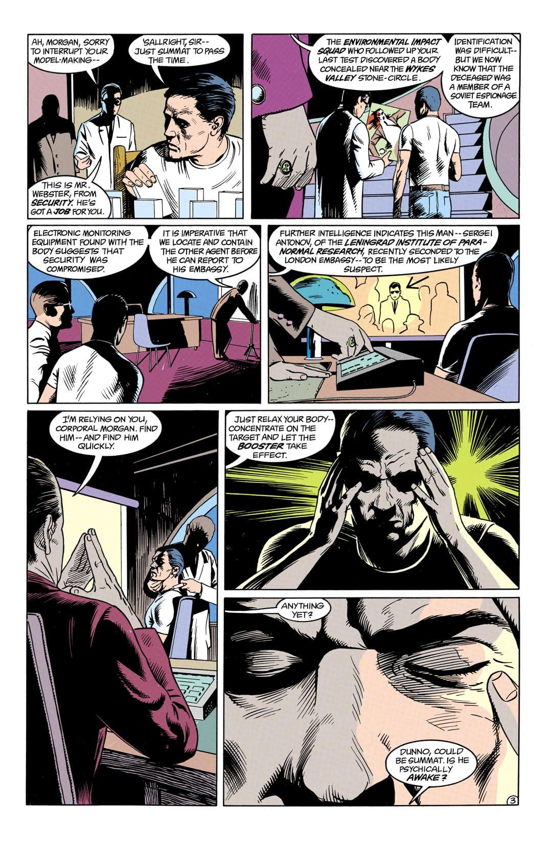 Hellblazer #17