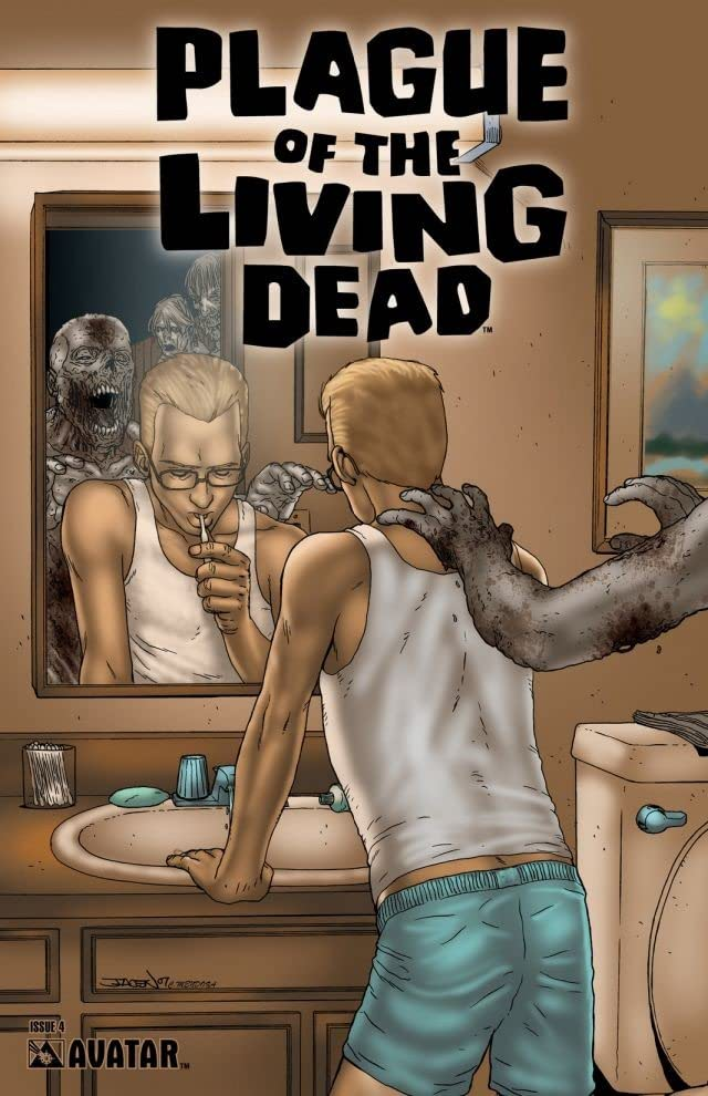 Plague of the Living Dead #4 (of 6)