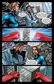 Captain Universe / Invisible Woman #1