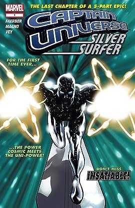 Captain Universe / Silver Surfer #1