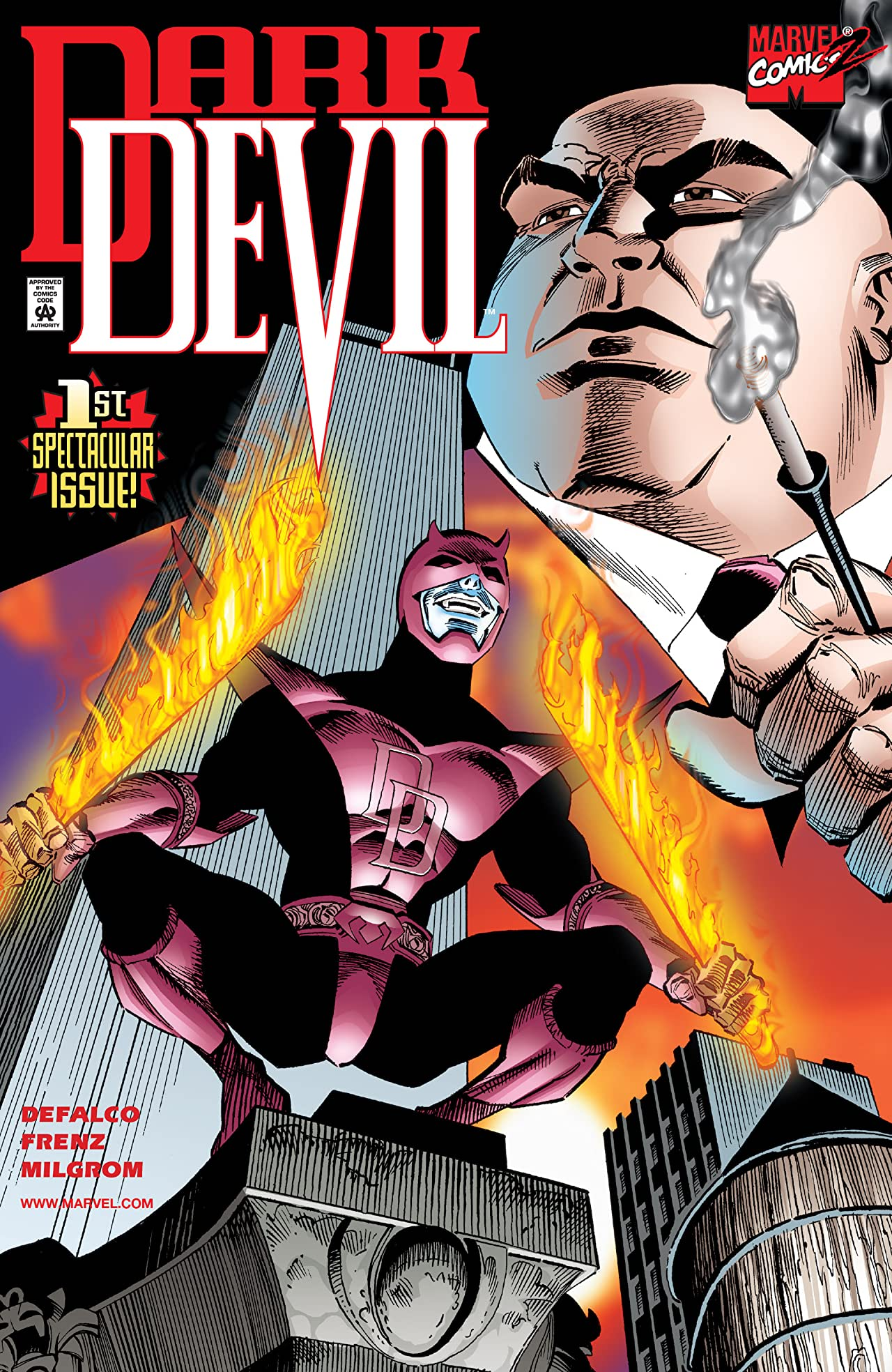 Darkdevil (2000) #1 (of 3)