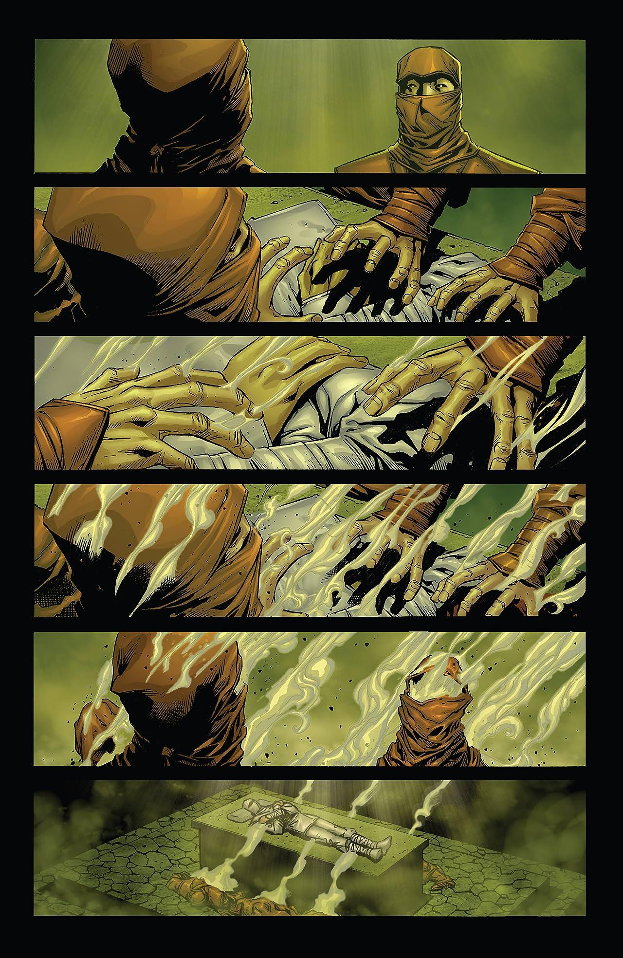 Elektra: The Hand (2004) #1 (of 5)