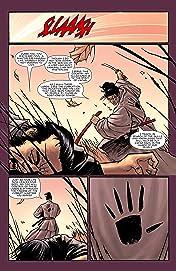 Elektra: The Hand (2004) #2 (of 5)