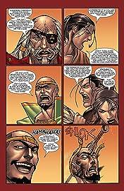 Elektra: The Hand (2004) #5 (of 5)