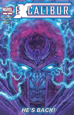 Excalibur (2004-2005) #2