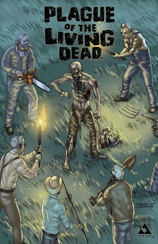 Plague of the Living Dead #6 (of 6)