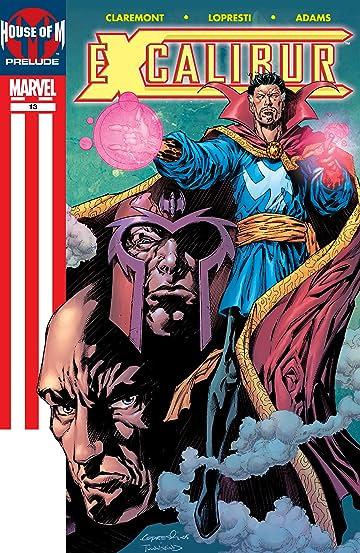 Excalibur (2004-2005) #13