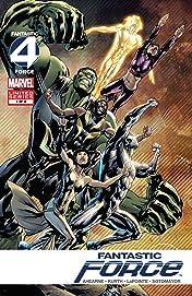 Fantastic Force (2009) #1 (of 4)