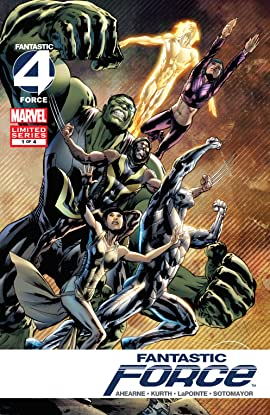 Fantastic Force (2009) #1 (of 4)