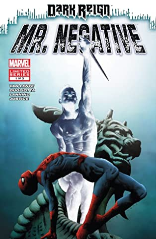 Dark Reign: Mister Negative #1 (of 3)