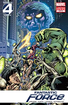 Fantastic Force (2009) #3 (of 4)