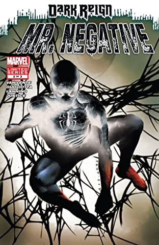 Dark Reign: Mister Negative #2 (of 3)