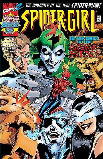 Spider-Girl (1998-2006) #25