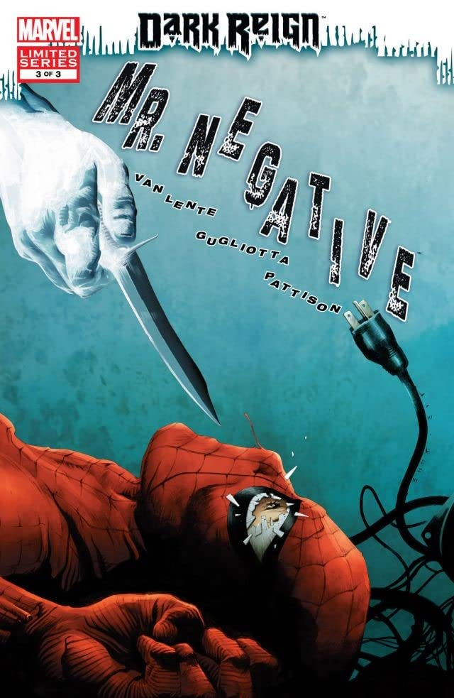 Dark Reign: Mister Negative #3 (of 3)
