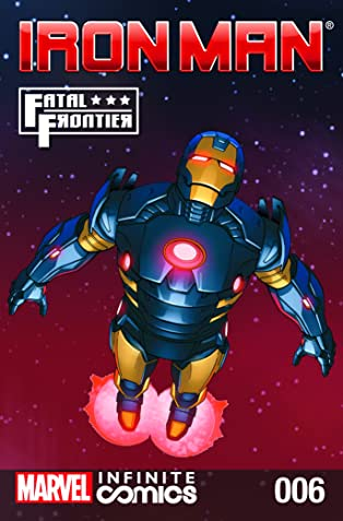 Iron Man: Fatal Frontier Infinite Comic #6