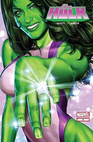 She-Hulk (2005-2009) #9
