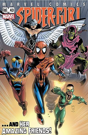 Spider-Girl (1998-2006) #43