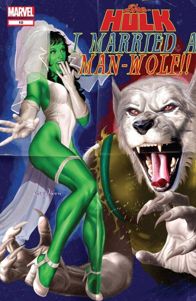 She-Hulk (2005-2009) #10