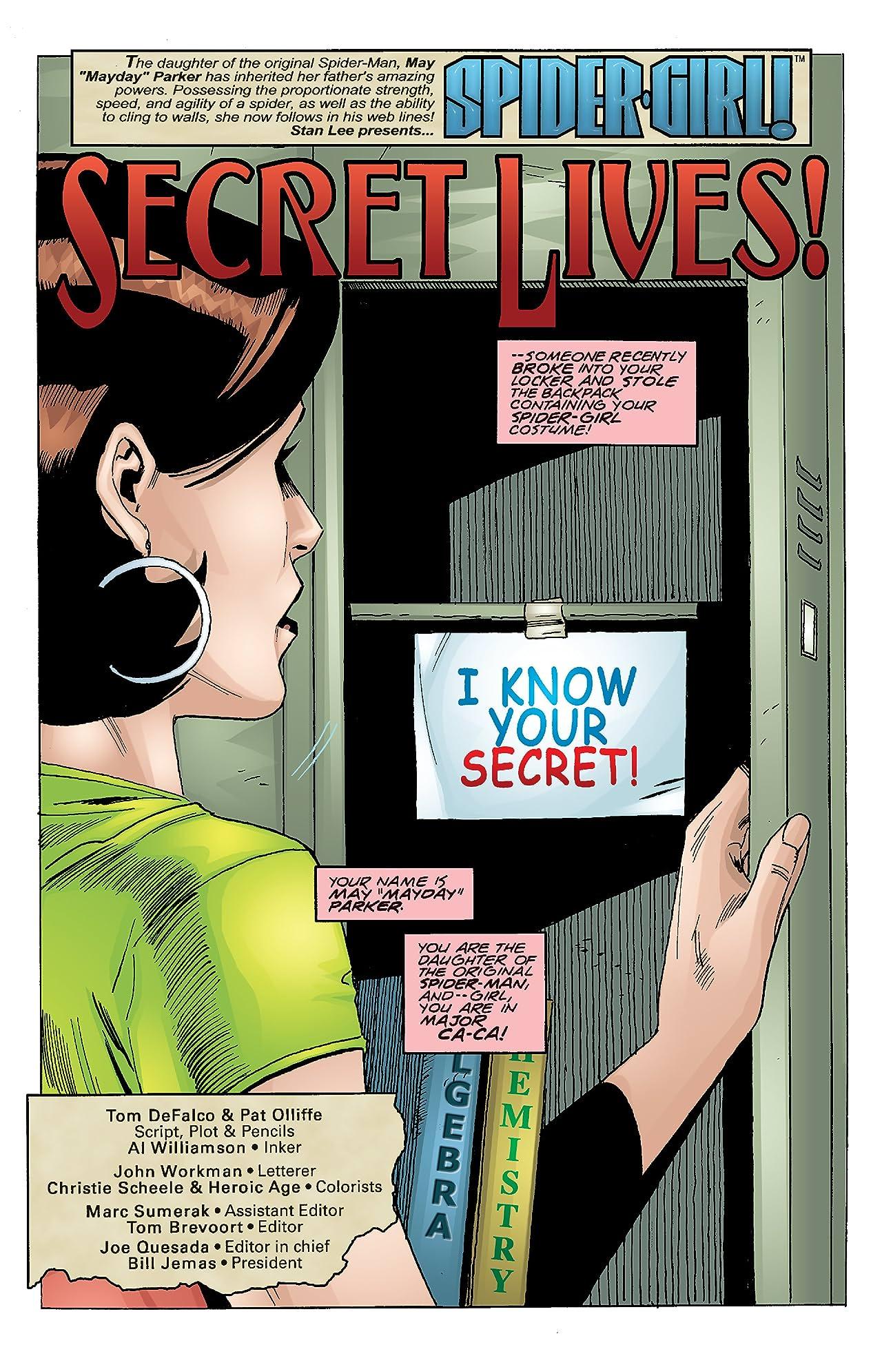 Spider-Girl (1998-2006) #45