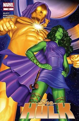 She-Hulk (2005-2009) #12