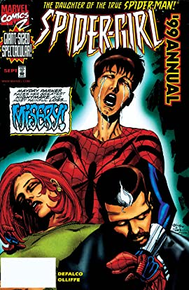 Spider-Girl (1998-2006) Annual #1