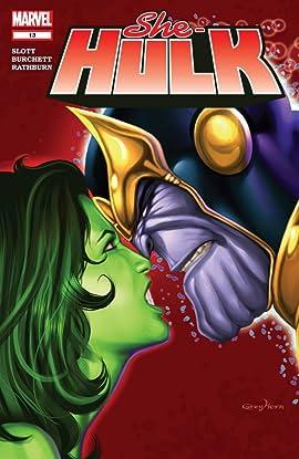 She-Hulk (2005-2009) #13