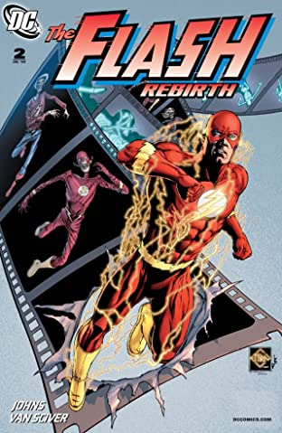 The Flash: Rebirth (2009-2010) #2 (of 6)