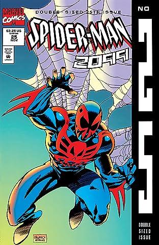 Spider-Man 2099 (1992-1996) #25