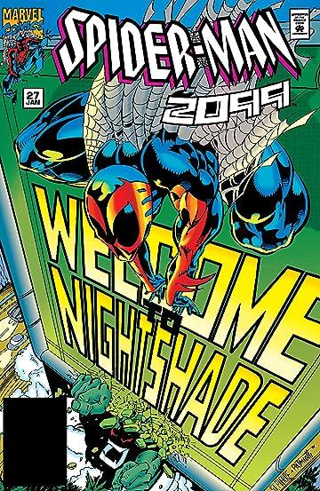 Spider-Man 2099 (1992-1996) #27