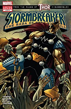 Stormbreaker: The Saga Of Beta Ray Bill #2 (of 6)